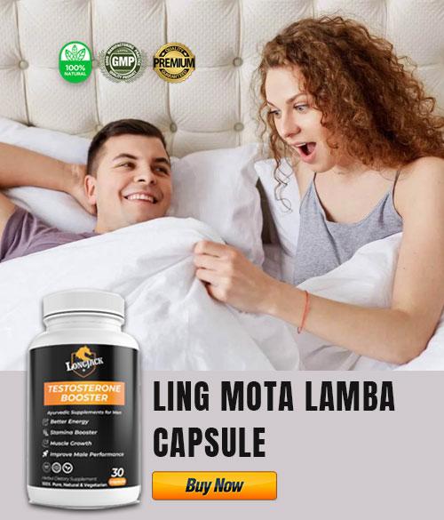 Ling mota lamba capsule